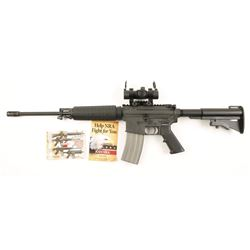 Bushmaster Carbon-15 .223/5.56mm SN: CBC025441