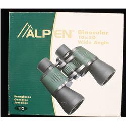 Alpen Binoculars 10x50 Model 112