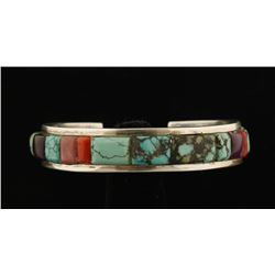 Navajo Artistry Made Cuff Bracelet