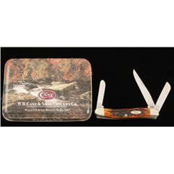 "Case XX 3 Blade ""Trapper"" Pocket Knife"