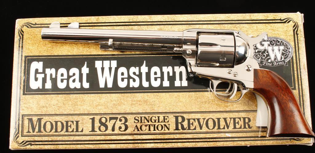 American Arms Regulator  45 Cal SN: 129395