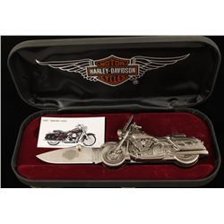 United Cutlery Harley Davidson Motorcycle Knife