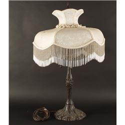 Vintage Boudoir Lamp