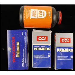 Lot of Primers