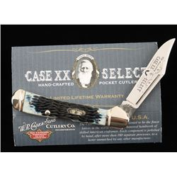 "Case Select ""Mini Copperlock"" Anniversary Knife"