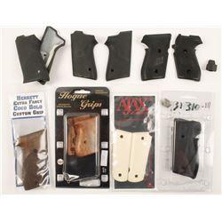Various assortment of Grips