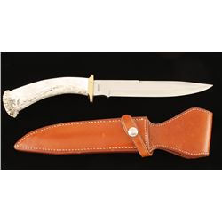 Silver Stag Bowie