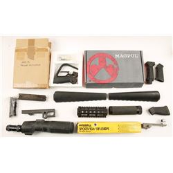 Large Lot of Tactical Accessories & More