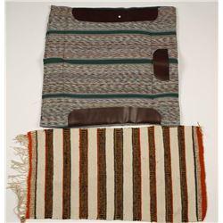 Saddle Pad and Saddle Blanket Lot
