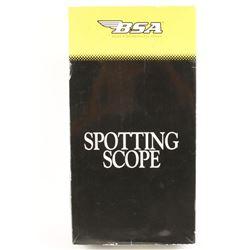 BSA Spotting Scope