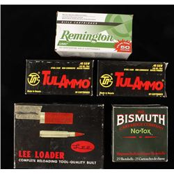 Misc Lot of Ammunition