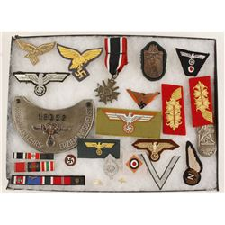 Lot of WWII Repro German Awards