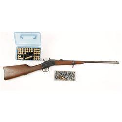 Remington Rolling Block Cal: 50-70 SN: NVSN