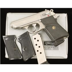 Walther PPK/S Cal: .380 SN: S087827