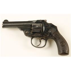 Iver Johnson Safety Automatic Cal: .32 SN: C93052