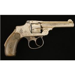 Smith & Wesson Safety Hammerless 2nd Mod. Cal: .32