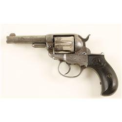 Colt 1877 Lightning Cal: .38 SN: 81964