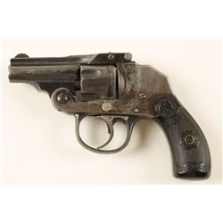 Iver Johnson Safety Automatic Cal: .32 SN: C7789