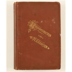 """""""Resources of Arizona"""" Book"""