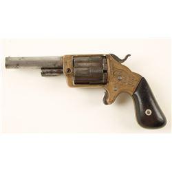 Brooklyn Arms Co. Slocum Cal: .32 RF SN: 1776