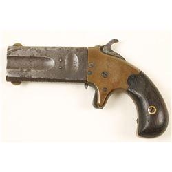 American Arms Co. Dbl Barrel Derringer Cal: .32 RF