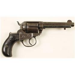 Colt 1877 Lightning .38 Cal SN: 91555