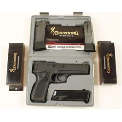 Browning BDA 9mm SN: 945NW04016
