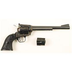 Colt New Frontier 22 LR & Mag SN: G166671