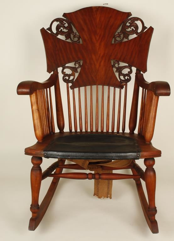 Fine Carved Wooden Rocking Chair Bralicious Painted Fabric Chair Ideas Braliciousco