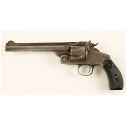 Smith & Wesson No. 3 Target Cal: .38 SN: 608