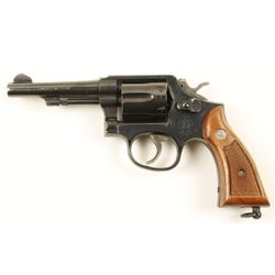 Smith & Wesson 10 Cal: 38 SPL SN: BBH1130
