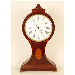 German Antique Parlor Room Clock