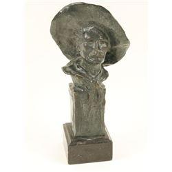 """Frederic Remington Fine Art Broze """"The Sargeant"""""""