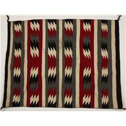 Navajo Geometric Pattern Textile