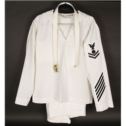 Collection of Two Naval Uniforms