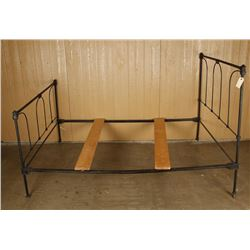 Antique Metal Bed Frame