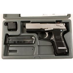 Ruger P95 DC Cal: 9mm SN: 315-68743