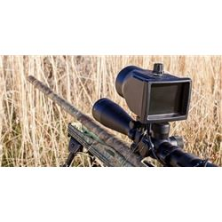 Night Vision Scope Mount & Handheld Infared Spotter