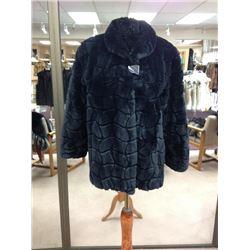 Sheared Beaver Coat