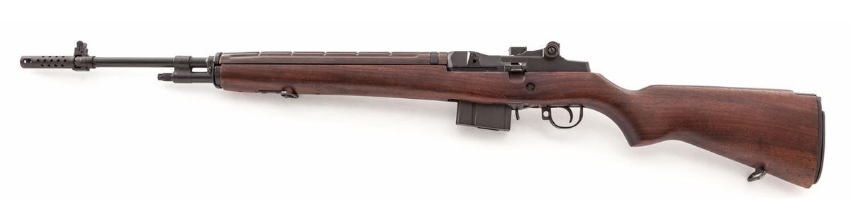 National Match M1A Semi-Automatic Rifle
