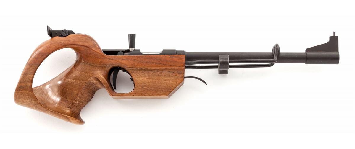 Pardini Model P GP75 Single Shot Free Pistol