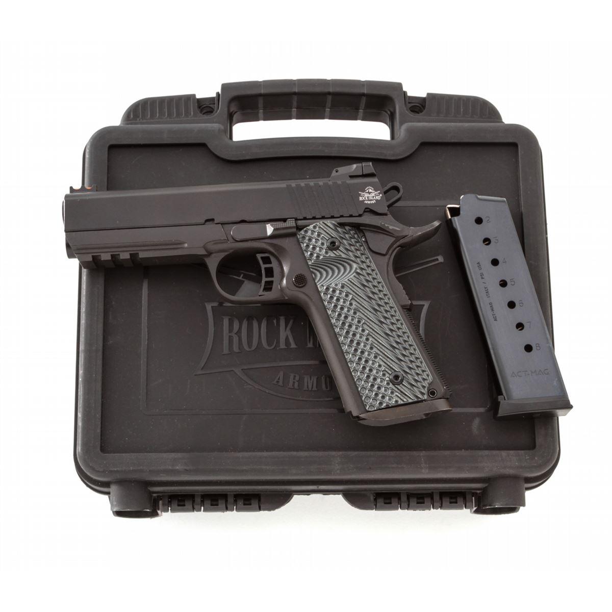 Armscor Ltd  Ed  MS-Tactical Model 2011 SA Pistol