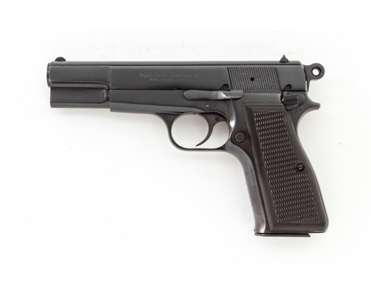 Kassnar PJK-9HP Semi-Automatic Pistol