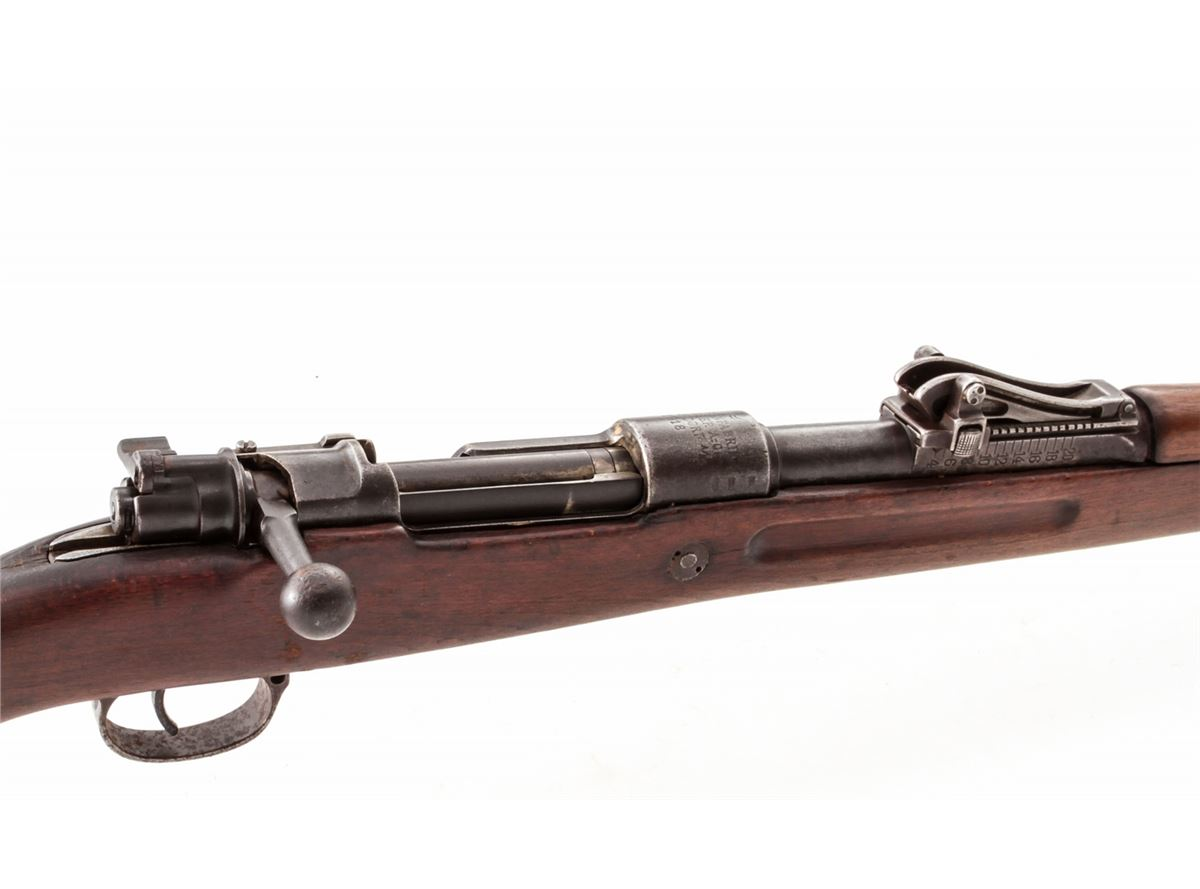 Turkish Contract GEW 98 Bolt Action Mauser