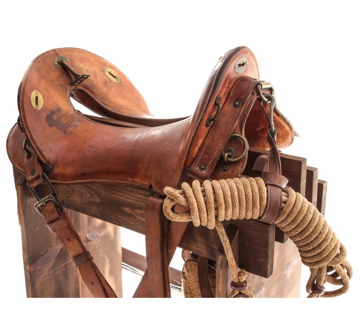 2nd Pat  M1904 McClellan Saddle