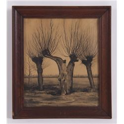 Kees Heynsius (1890-1981), a listed artist on