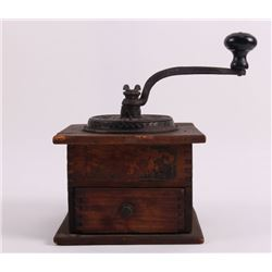 Early 20th Century (1920's), Imperial coffee grinder.