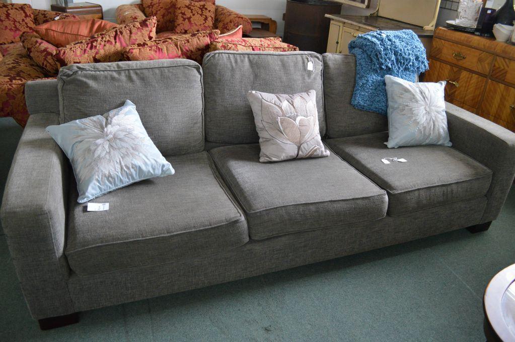 Superb Show Home Decor Urban Barn Upholstered Fabric Sofa Co Ibusinesslaw Wood Chair Design Ideas Ibusinesslaworg