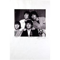 The Beatles '65 Photo Print by John Rowlands