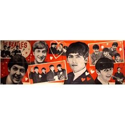 The Beatles British Dell Magazine 1964 Poster